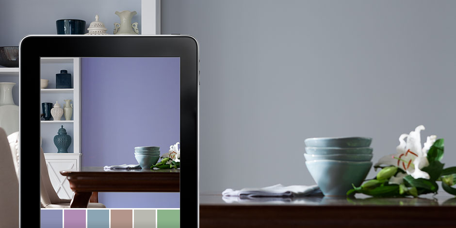 Dulux home for Paint your own room visualizer