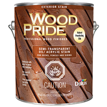 WoodPride Semi-Transparent Deck Stain