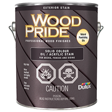 WoodPride Solid Deck Stain