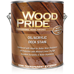 Dulux woodpride semi transparent deck stain Oil based exterior paint brands
